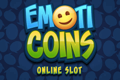 logo emoticoins microgaming slot game