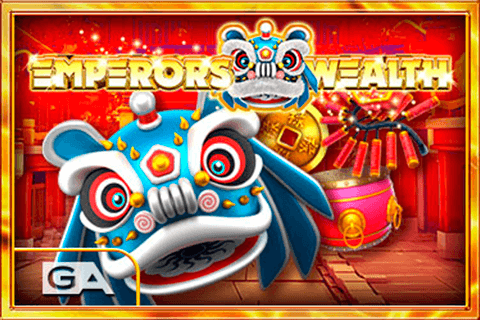 EMPERORS WEALTH GAMEART SLOT GAME
