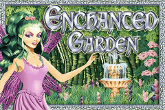 logo enchanted garden rtg slot game