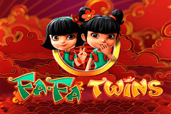 logo fafa twins betsoft slot game