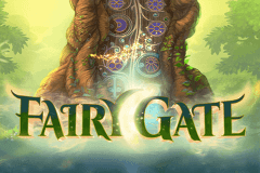 logo fairy gate quickspin slot game