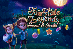 logo fairytale legends hansel and gretel netent slot game