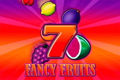 logo fancy fruits bally wulff slot game