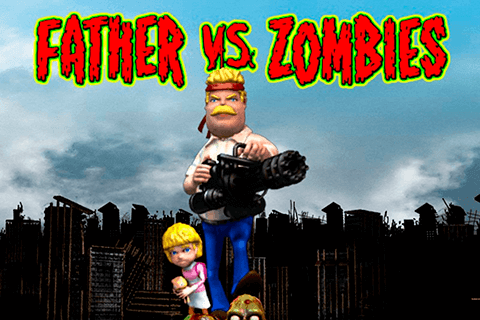 FATHER ZOMBIE SPADEGAMING SLOT GAME