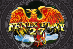 logo fenix play 27 wazdan slot game