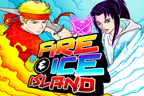 FIRE AND ICE ISLAND GENESIS SLOT GAME