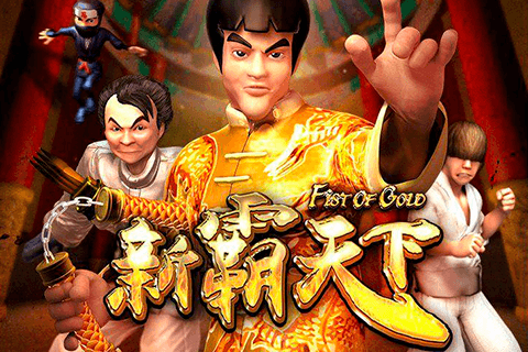 FIST OF GOLD SPADEGAMING SLOT GAME