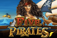 logo five pirates lightning box slot game