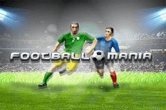 logo football mania wazdan slot game