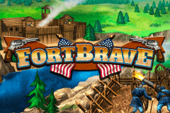 logo fort brave bally wulff slot game