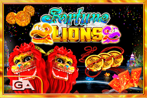 FORTUNE LIONS GAMEART SLOT GAME
