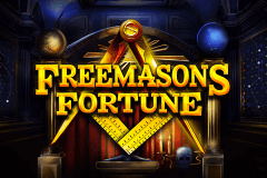 logo freemasons fortune booming games slot game