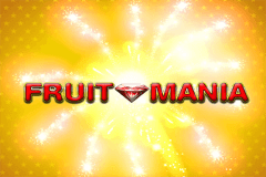 logo fruit mania wazdan slot game
