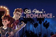 logo full moon romance thunderkick slot game