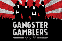 logo gangster gamblers booming games slot game