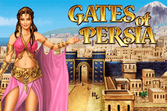 logo gates of persia bally wulff slot game
