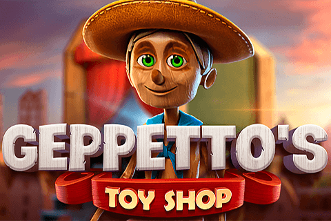GEPETTOS TOY SHOP NUCLEUS GAMING SLOT GAME