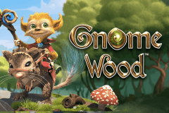 logo gnome wood microgaming slot game