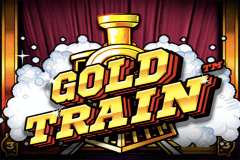 logo gold train pragmatic slot game