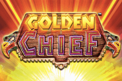 logo golden chief barcrest slot game