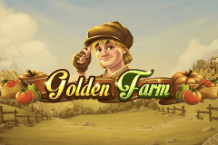 logo golden farm push gaming slot game