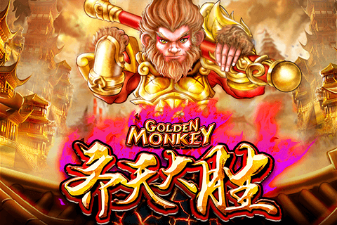 GOLDEN MONKEY SPADEGAMING SLOT GAME