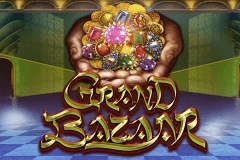 logo grand bazaar ainsworth slot game