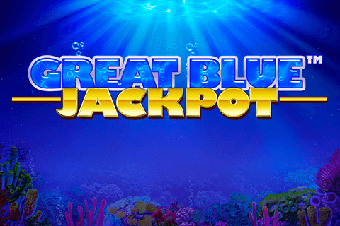 GREAT BLUE JACKPOT PLAYTECH SLOT GAME