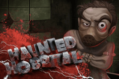 logo haunted hospital wazdan slot game