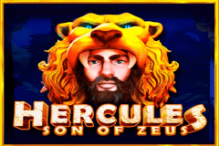 logo hercules son of zeus pragmatic slot game