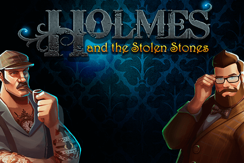 HOLMES AND THE STOLEN STONES SLOT GAME