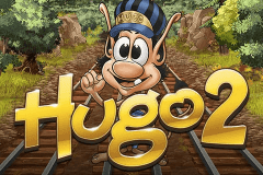 logo hugo 2 playn go slot game