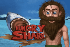 logo hungry shark wazdan slot game