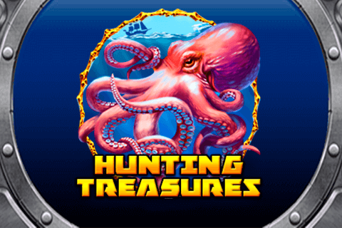 HUNTING TREASURES SPINOMENAL SLOT GAME