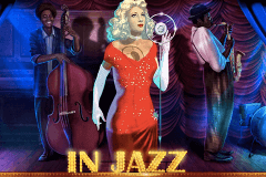logo in jazz endorphina slot game