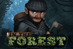 logo in the forest wazdan slot game