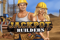 logo jackpot builders wazdan slot game