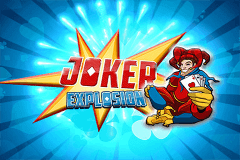 JOKER EXPLOSION WAZDAN SLOT GAME