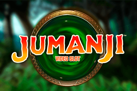 JUMANJI NETENT SLOT GAME