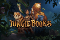 logo jungle books yggdrasil slot game