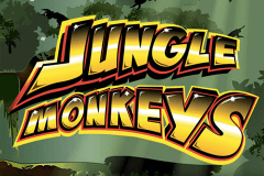 logo jungle monkeys ainsworth slot game