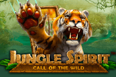 logo jungle spirit call of the wild netent slot game