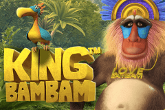 logo king bam bam stake logic slot game