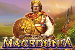 KING OF MACEDONIA IGT SLOT GAME