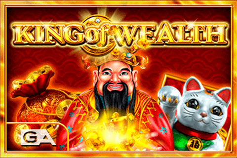 KING OF WEALTH GAMEART SLOT GAME