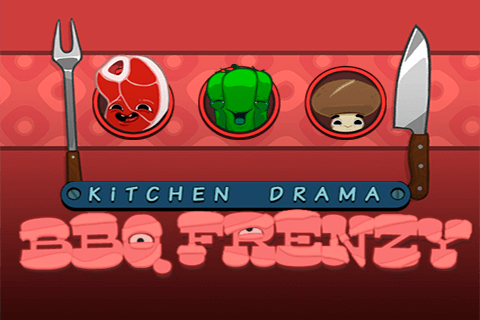 KITCHEN DRAMA BBQ FRENZY NOLIMIT CITY SLOT GAME