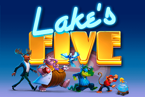 LAKES FIVE ELK SLOT GAME