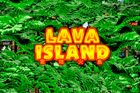 LAVA ISLAND SPADEGAMING SLOT GAME