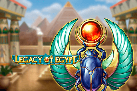 LEGACY OF EGYPT PLAYN GO SLOT GAME