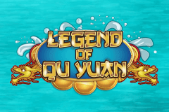 logo legend of qu yuan booming games slot game